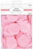 Rose Flower Petals 300 CT Pink