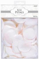 Rose Flower Petals 300CT White