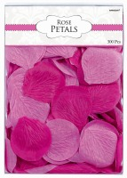 Rose Petals 300 CT Bright Pnk