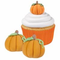 Royal Icing Pumpkin Decoration
