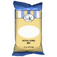 Royal Icing Mix 16 OZ
