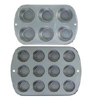 RR 6 Cup Standard Muffin Pan