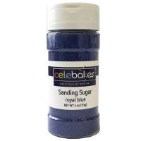 Sanding Sugar 4 OZ Royal Blue
