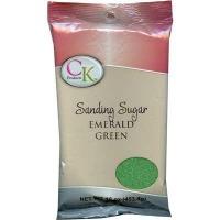 Sanding Sugar Emerald 16 OZ