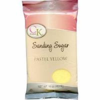 Sanding Sugar 16OZ Pastel Yell