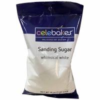 Sanding Sugar 16 OZ White