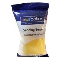 Sanding Sugar 16 OZ Yellow