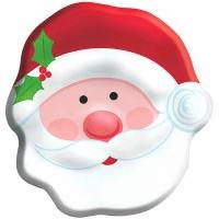 Santa Box Plastic