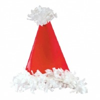 Santa Hat Favor Boxes 8 CT