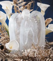 Sculptures In Ice - Angel