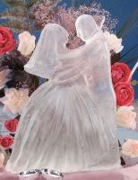 Sculptures In Ice - BrideGroom