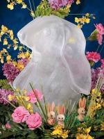 Sculptures In Ice - Bunny
