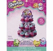 Shopkins Cupcake Stand