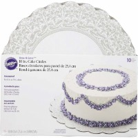 "Wilton Show-Serve 10"" Cake Boards - 12 Pack"