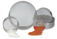 Sifter Set 4PC Stainless Steel