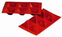 Silicone Mold Pyramid 3oz  6 CAV