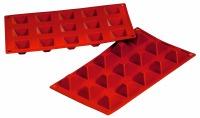 Silicone Mold Pyramid .68oz 15 CAV