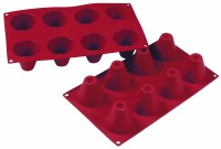 Silicone Mold Volcano 1.6oz  8 CAV