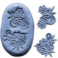 Silicone Mold Flwr Design (2)