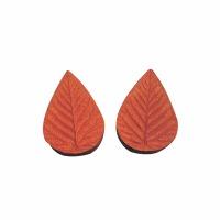 Silicone Veiner Magnolia Leaf