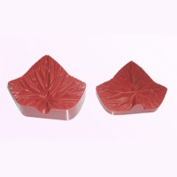 Silicone Veiner Mold Ivy Leaf
