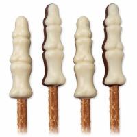 Skeleton Fingers Pretzel Candy Mold