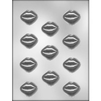"1-3/4"" Lil Smooches Candy Mold (11)"