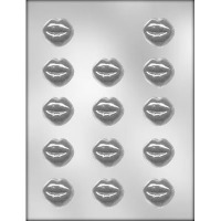 "1-3/8"" Smoochettes Candy Mold (14)"