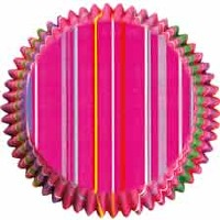 Snappy Stripe Bake Cups 50 CT