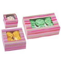 Snappy Stripes 6-Box 2-PK