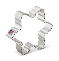 "Snowflake 4.5"" Cookie Cutter"