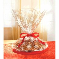 Snowflake Cookie Tray Bag 6 CT