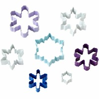 Snowflake Cutter Set 7 PC