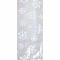 Snowflake Lg Bag 20 CT