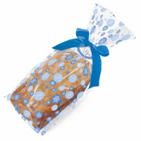 Snowflake Mini Loaf Bag 6 CT