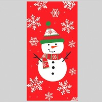 Snowman Treat Sack