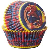 Spiderman U Baking Cups 50 CT