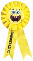 Spongebob Award Ribbon