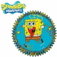 SpongeBob Bake Cups 50 CT