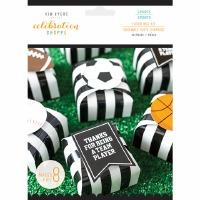 Sports Favor Box  Kit (8)