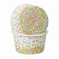 Spring Dot Nut Cups 16CT