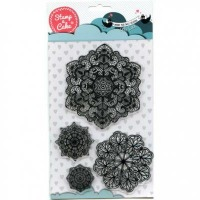 Stamp Doily Lace