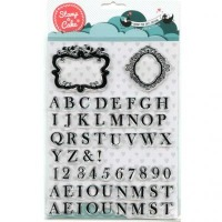 Stamp Monogram & Frame