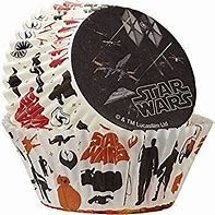 Star Wars Baking Cup 50 CT
