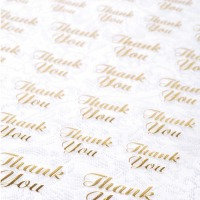 Stickers - Thank-You 47 CT
