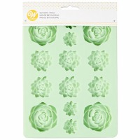 Succulents Silicone Candy Mold