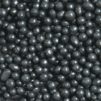 Sugar Pearls Black 4.8 OZ