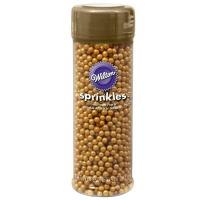 Sugar Pearls Gold 5 OZ