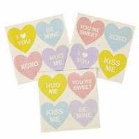 Sugar Sheet Conversation Heart