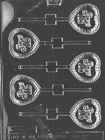 Sweet 16 Lolly Mold